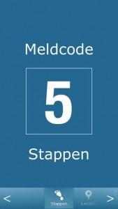 app-meldcode